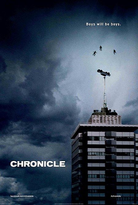 CHRONICLE ポスター